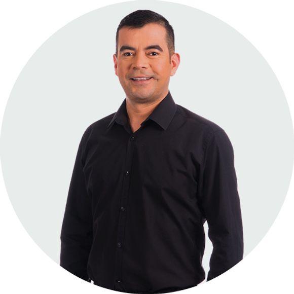 Milton Amado - Full Body Photo